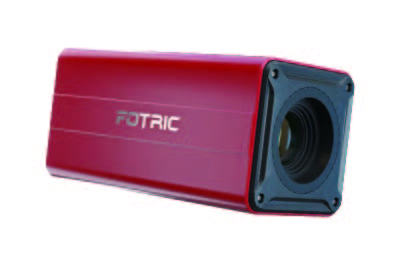 FOTRIC 700c机器视觉型热成像选型
