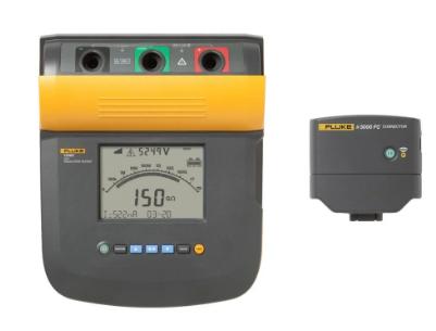 Fluke 1550C/1550C FC绝缘电阻测试仪